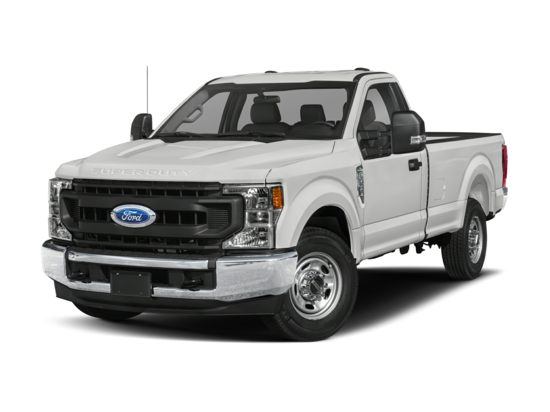 2020 Ford F-250 XL 4x4 SD Regular Cab