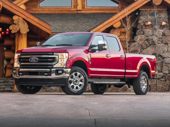 2020 Ford F-250 Limited 4x4 SD Crew Cab Long Box