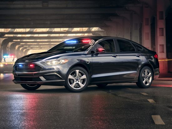 2020 Ford Special Service Plug-In Hybrid