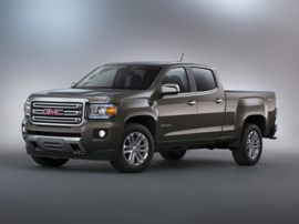 2020 GMC Canyon All Terrain w/Leather 4x4 Crew Cab 6 ft. box 140.5 in. WB
