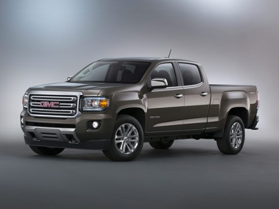 2020 GMC Canyon All Terrain w/Leather 4x4 Crew Cab Short Box