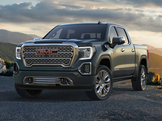 2020 GMC Sierra 1500 Elevation 4x4 Crew Cab 6.5' Box