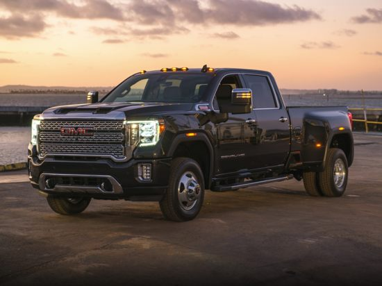 2020 GMC Sierra 3500HD Base 4x4 Crew Cab Long Box DRW