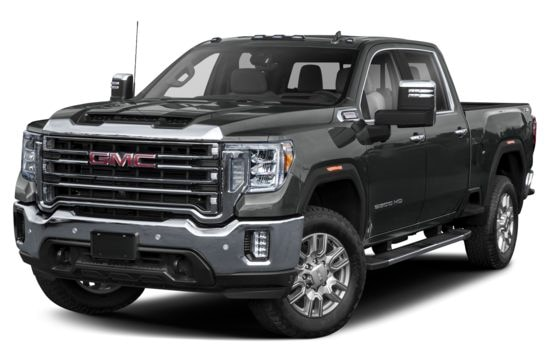 2020 GMC Sierra 3500HD SLE 4x4 Crew Cab Long Box