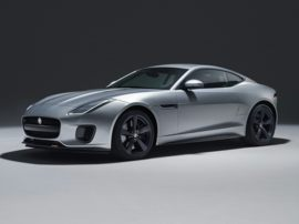 2020 Jaguar F-TYPE P300 2dr Rear-wheel Drive Coupe