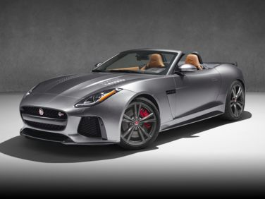 Research the 2020 Jaguar F-TYPE