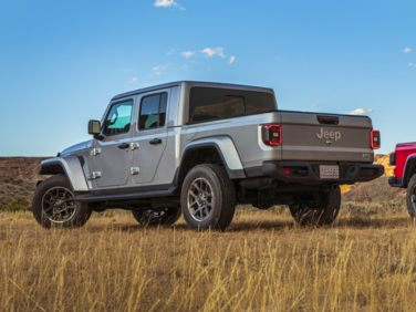 Research the 2020 Jeep Gladiator