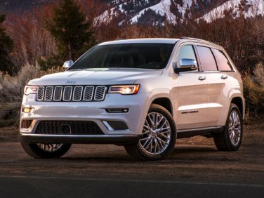 2020 Jeep Grand Cherokee Limited Exterior Colors