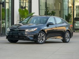 2020 Kia Optima Plug-In Hybrid EX 4dr Sedan