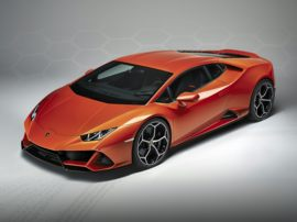 2020 Lamborghini Huracan EVO Base 2dr All-wheel Drive Coupe