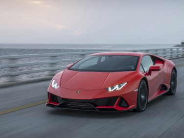 Research the 2020 Lamborghini Huracan EVO