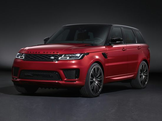2020 Land Rover Range Rover Sport HSE Plug-in Hybrid Electric