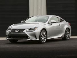 2020 Lexus RC 350 Base 2dr Rear-wheel Drive Coupe
