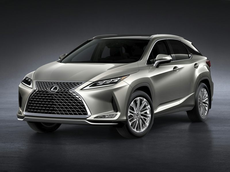 2020 lexus rx 350l pictures including interior and