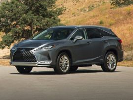 2020 Lexus RX 450h Base 4dr All-wheel Drive
