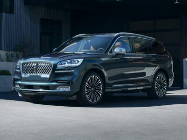 Research the 2020 Lincoln Aviator
