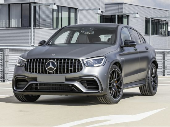 2020 Mercedes-Benz AMG GLC 63 Base AMG GLC 63 Coupe AWD