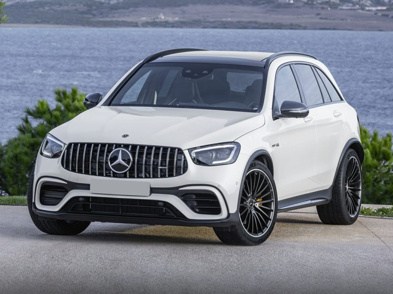 2020 Mercedes-Benz AMG GLC 63