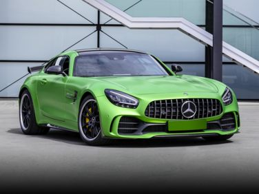 Research the 2020 Mercedes-Benz AMG GT