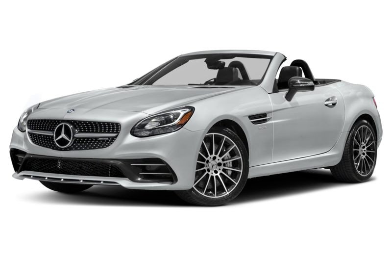 2020 Mercedes-Benz AMG SLC 43