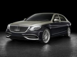 2020 Mercedes-Benz Maybach S 560