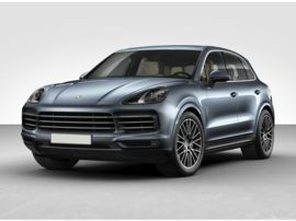 2020 Porsche Cayenne Base 4dr All-wheel Drive