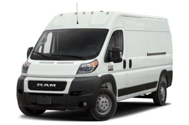 2020 RAM ProMaster 3500 Exterior Paint Colors and Interior