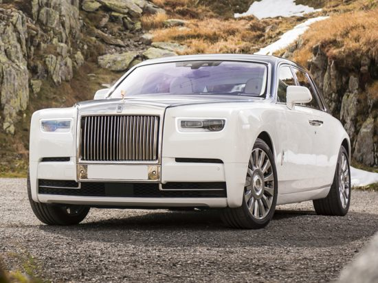 2020 Rolls-Royce Phantom Sedan