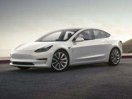 2020 Tesla Model 3 Standard Range Plus 4dr Rear-wheel Drive Sedan