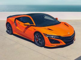 2021 Acura NSX Base 2dr All-wheel Drive Coupe