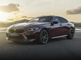 2021 BMW M8 Gran Coupe