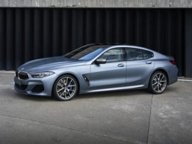 2021 BMW M850 Gran Coupe