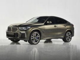 2021 BMW X6 xDrive40i 4dr All-wheel Drive Sports Activity Coupe
