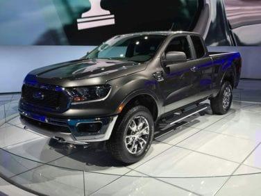 2021 Ford Ranger Exterior Paint Colors And Interior Trim Colors Autobytel Com