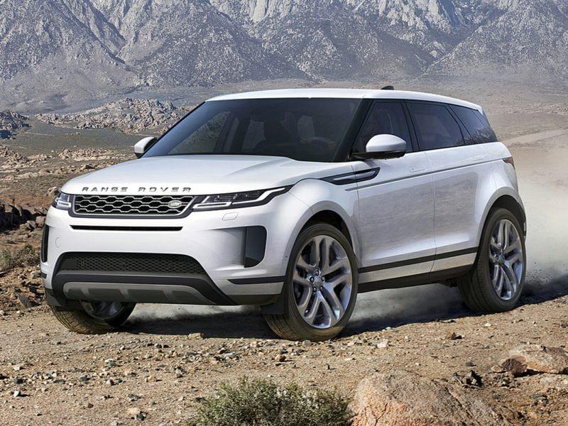 2021 Land Rover Range Rover Evoque Price Quote, Buy a 2021 ...