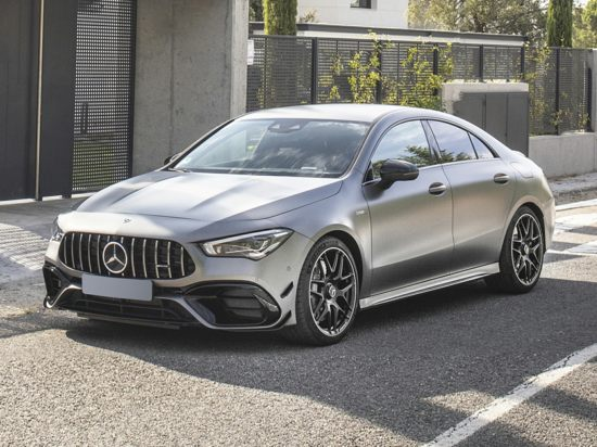 2021 Mercedes-Benz AMG CLA 45 AMG CLA 45 Coupe AWD 4MATIC