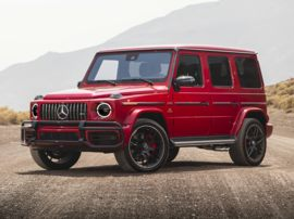 2021 Mercedes-Benz AMG G 63 Base AMG G 63 4dr All-wheel Drive