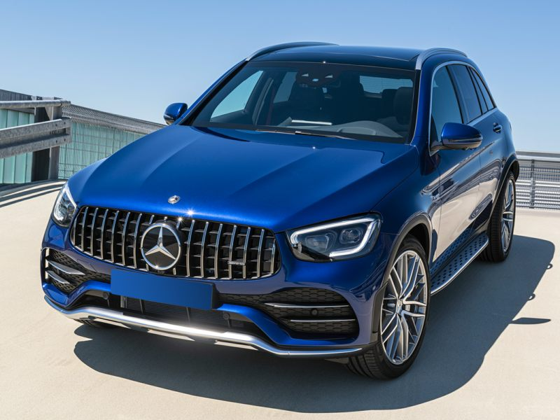 2021 Mercedes-Benz AMG GLC 43
