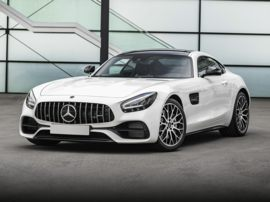 2021 Mercedes-Benz AMG GT Base AMG GT Coupe