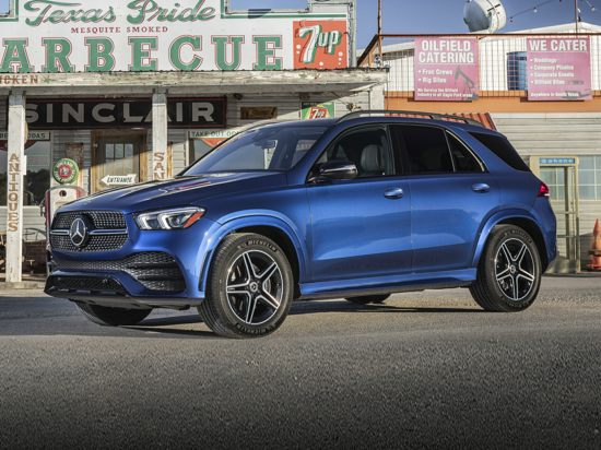 2021 Mercedes-Benz GLE 350