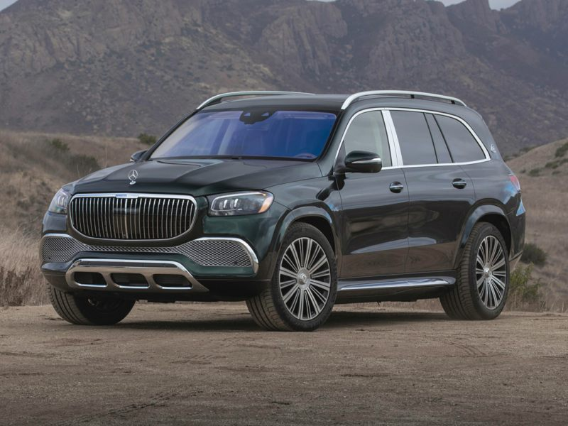 2021 Mercedes-Benz Maybach GLS 600
