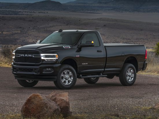 2021 RAM 3500 Tradesman 4x4 Regular Cab