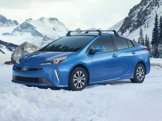 2021 Toyota Prius 20th Anniversary Edition FWD Hatchback