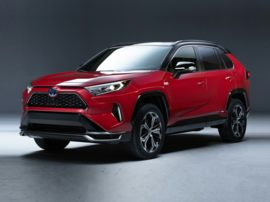 2021 Toyota RAV4 Prime SE 4dr All-wheel Drive