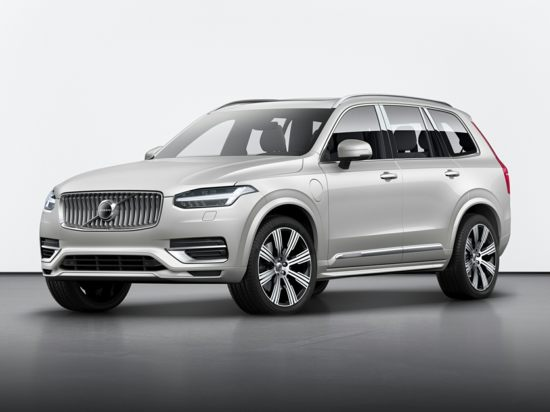 2021 Volvo XC90 Recharge Plug-In Hybrid