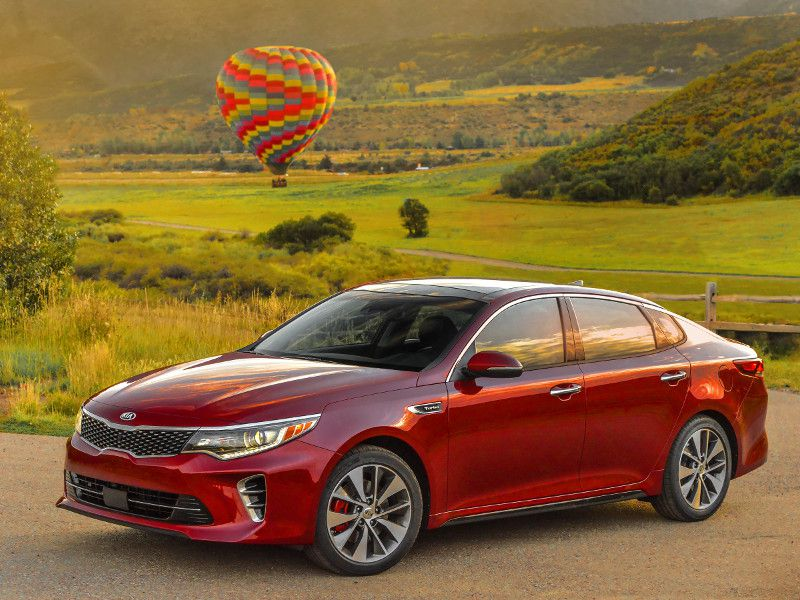Which Sedan is Best? 2018 Kia Optima vs 2018 Ford Fusion