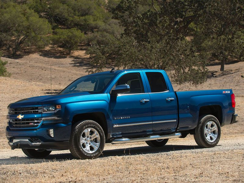 2017 Chevrolet Silverado The Bowtie Brand S Best Double Cab Trucks Start With