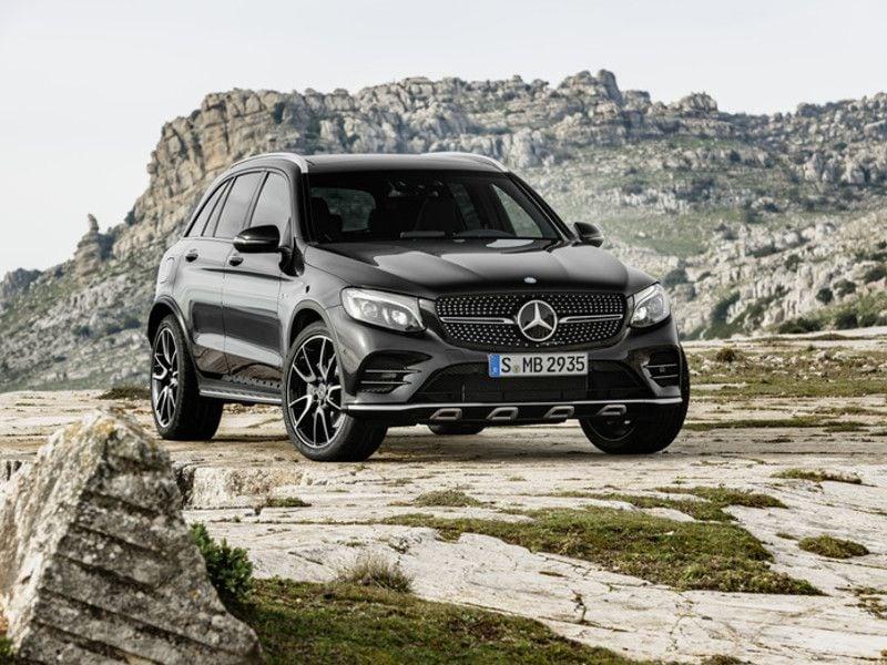 2017 Mercedes Benz Glc Cl A Luxury Suv