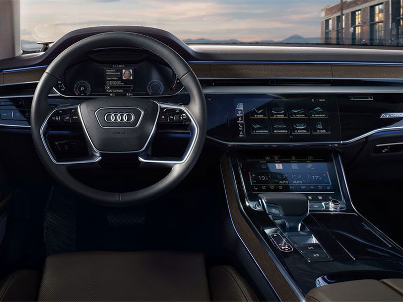 10 Best Luxury Car Interiors