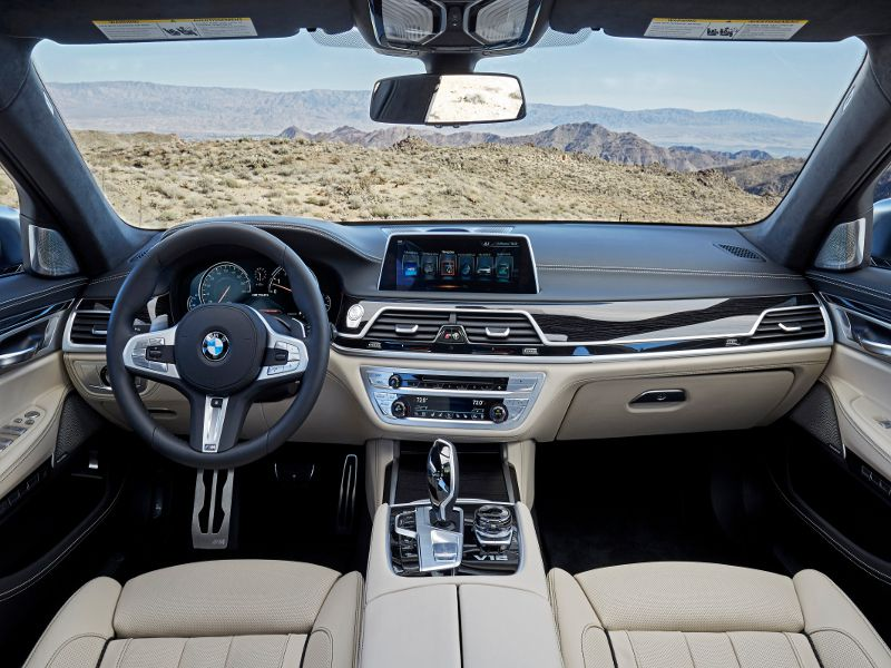 2017 BMW 7 Series Design Inspirations